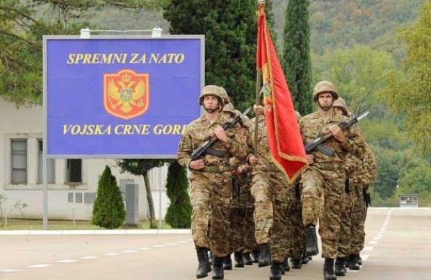 Plata vojnika u Crnoj Gori između 250 i 300 evra