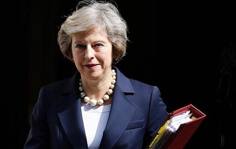 May: Nema alternative sporazumu o Brexitu