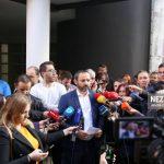 Protest novinara u Banjaluci: Nećemo nijemo posmatrati kako se ugrožavaju medijske slobode