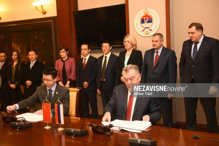 Potpisan ugovor o koncesiji za izgradnju autoputa Banjaluka – Novi Grad