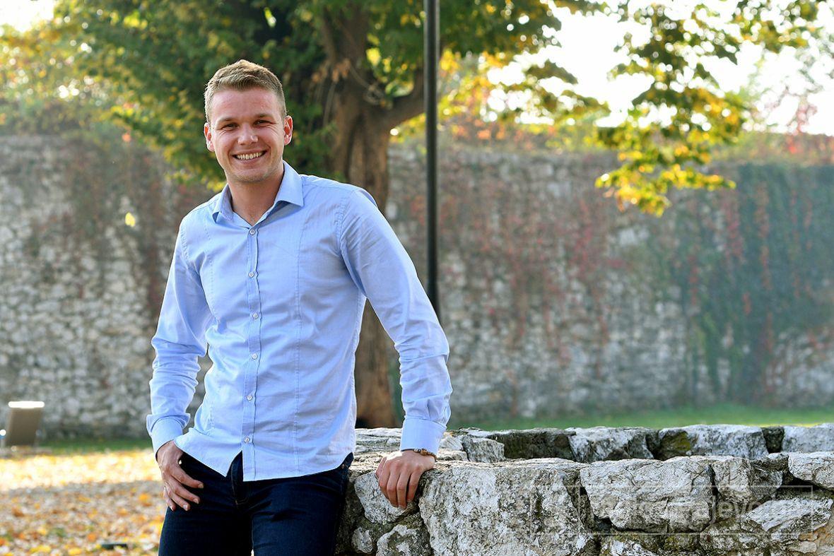 Stanivuković prodao firmu zbog sina Draška