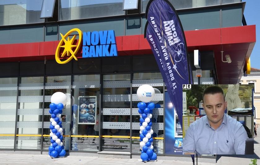 Sladomir Đurić poslije Kaje najveći akcionar Nove banke