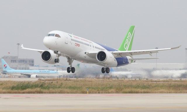 Simbol kineske ambicije: Uspešno poletio, narudžbine pljušte
