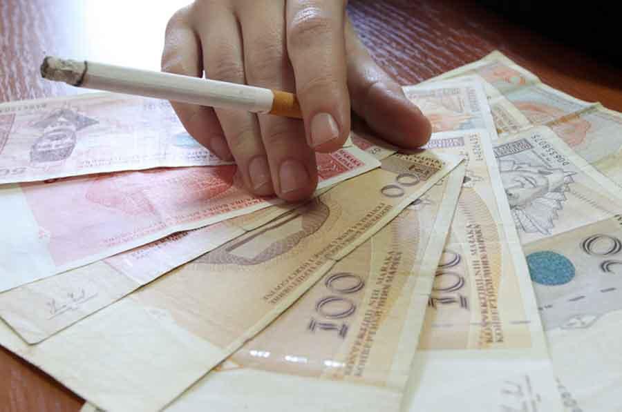 Moratorijum na rast akciza na cigarete čeka odluku Parlamentarne skupštine BiH