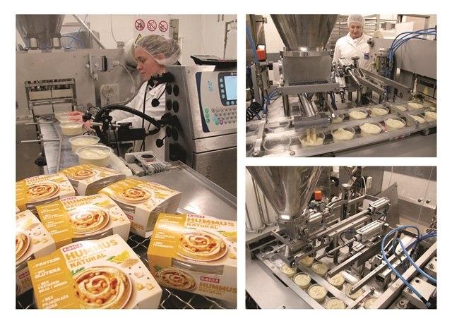 Humus proizveden u Srbiji hit na policama evropskih supermarketa