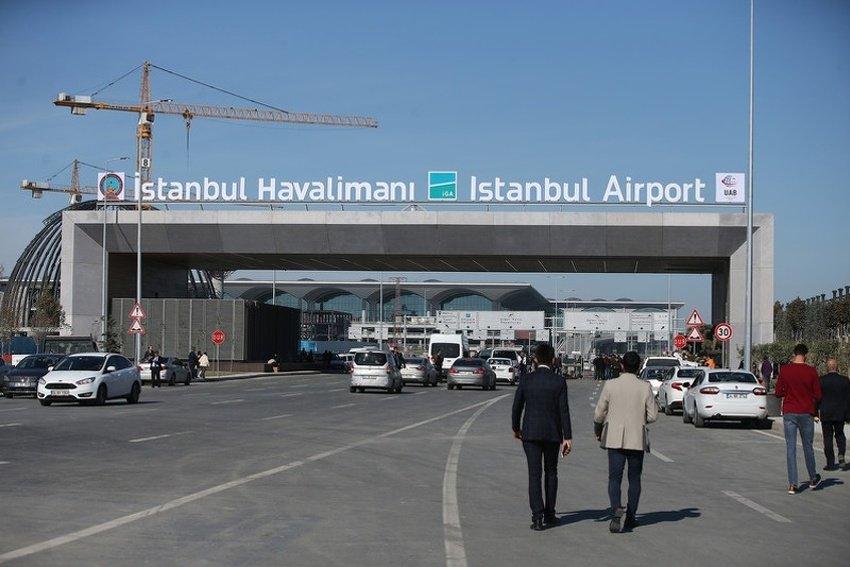 Novi aerodrom u Istanbulu biće u potpunosti operativan u martu