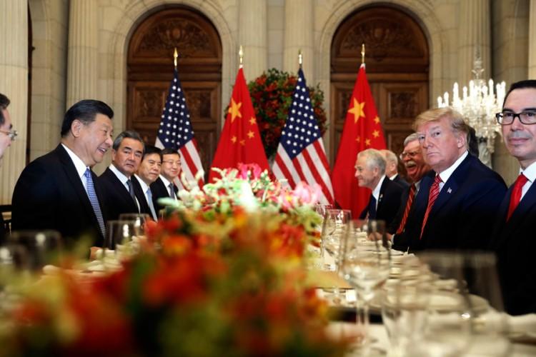 """Trgovinski rat Kine i SAD-a stavljen """"na led"""""""