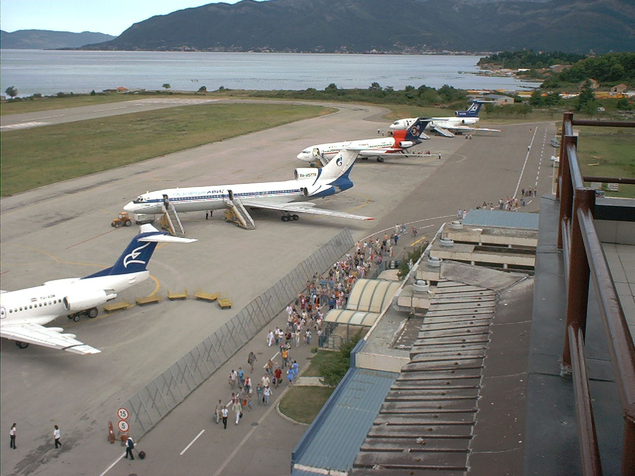 Aerodrom Tivat dobio novu opremu