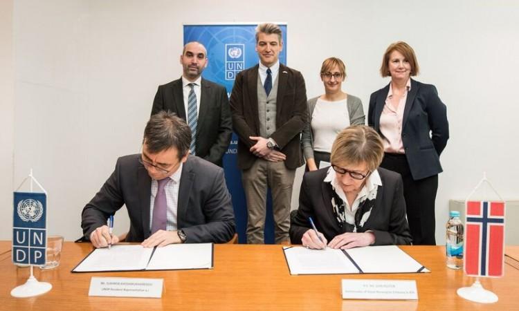 Norveška i UNDP zajedno rade na rješavanju problema koji otežavaju razvoj privrede u BiH