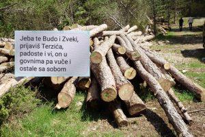 šume kradja šumokradice