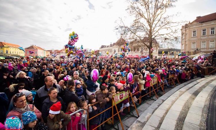 Kroz Zimski grad Tuzla prošlo više od 100.000 posjetitelja
