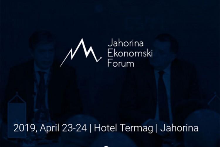 Jahorina ekonomski forum održaće se 23. i 24. aprila