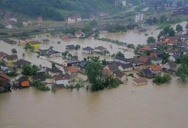Prirodne nepogode i katastrofe koje je izazvao čovjek odnijele 44 milijarde dolara