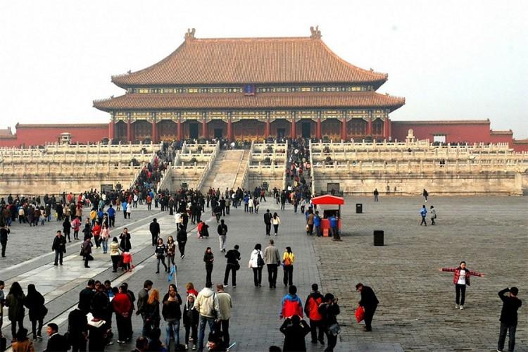 Kina: Prihod od domaćih turista za Novu godinu 76,2 milijardi dolara