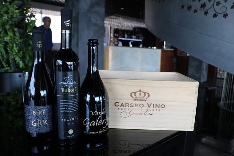Najbolji vinari regiona na finalu u Beogradu