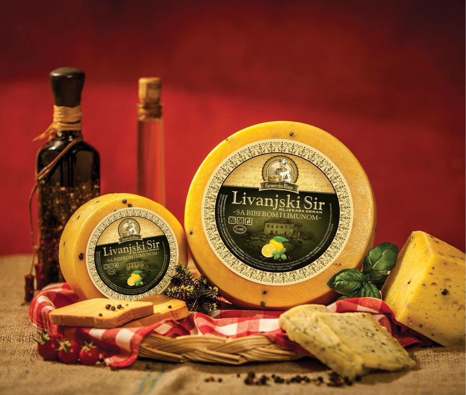 Livanjski sirevi okićeni svjetskim nagradama