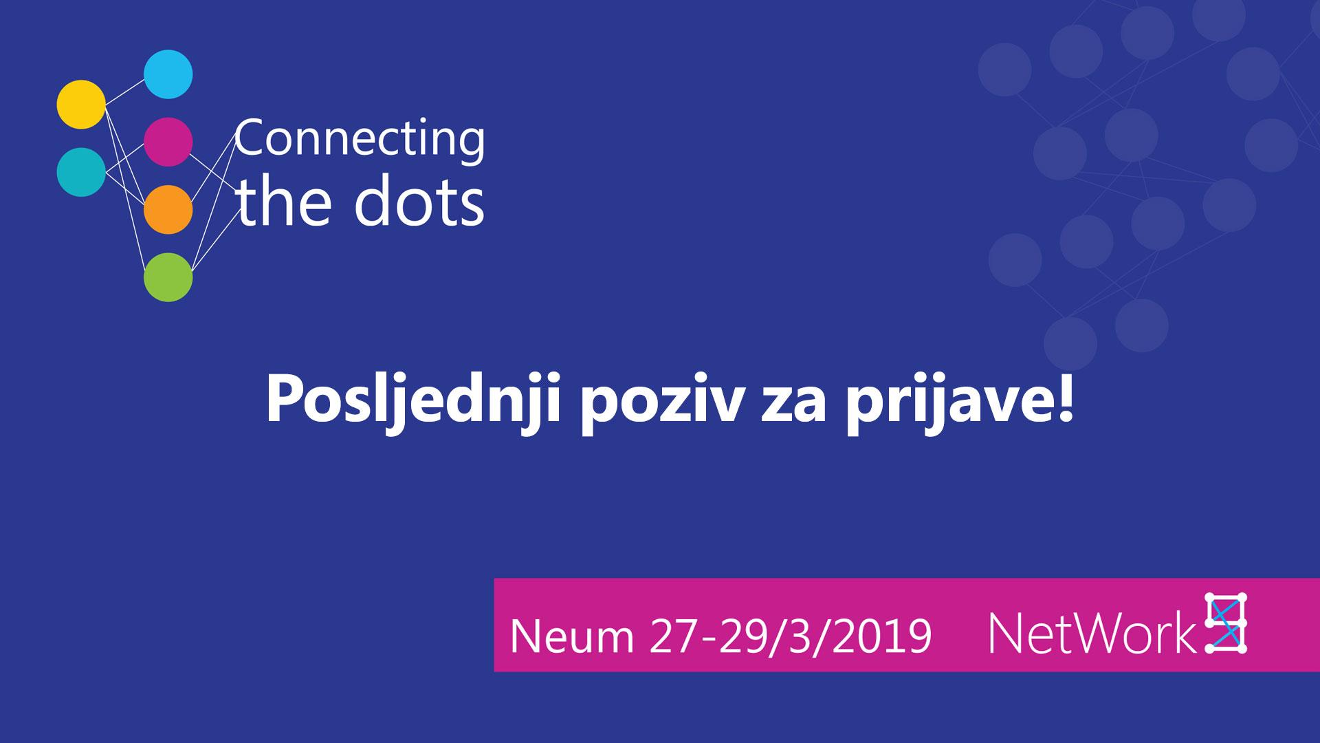 Posljednja prilika za prijave na NetWork 9 konferenciju