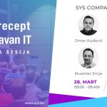 SYS Company nastupa sa interaktivnom sesijom na NetWork 9 konferenciji