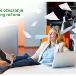 Bez čekanja u poslovnicama – Otvorite tekući račun online za samo nekoliko minuta