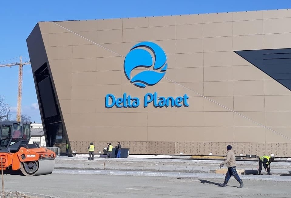 """""""Delta Planet"""" u zadnjem trenutku dobio upotrebnu dozvolu"""
