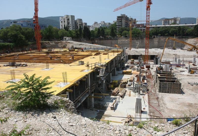 Mostar: Neslavan rekord jedne gradnje