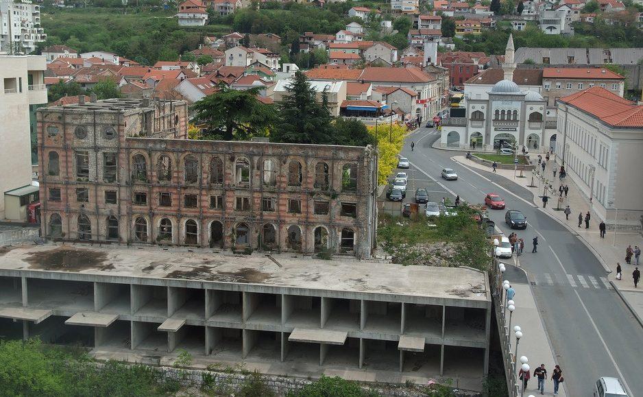 Napreduje obnova čuvenog hotela Neretva, u njemu su odsjedali i car Franjo Josip i Tito