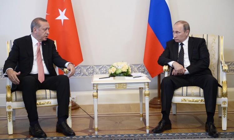 Erdogan: Cilj obim trgovinske razmjene s Rusijom 100 milijardi dolara