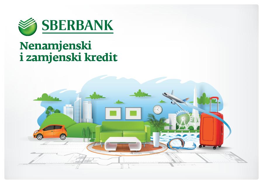 """Sberbank kredit – """"U ritmu malih i velikih želja"""""""