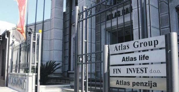 """Atlas grupa"" tuži Crnu Goru zbog stečaja banke"
