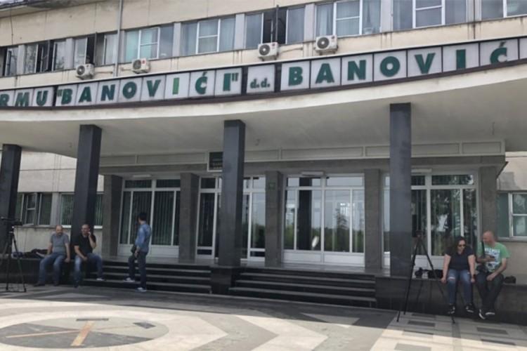 Rudari RMU Banovići prekinuli štrajk, nastavljaju pregovore s Upravom