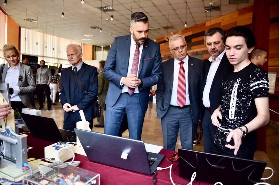 Rajčević: Razvijati ekonomiju baziranu na znanju