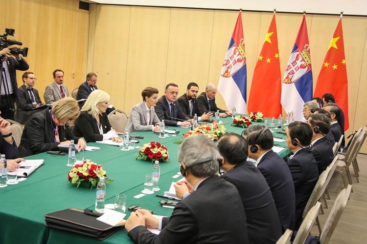 Kinezi ulažu u energetiku Srbije