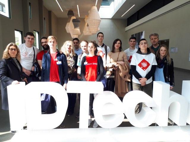Programeri iz Sente, Banjaluke i Podgorice posjetili IoT konferenciju