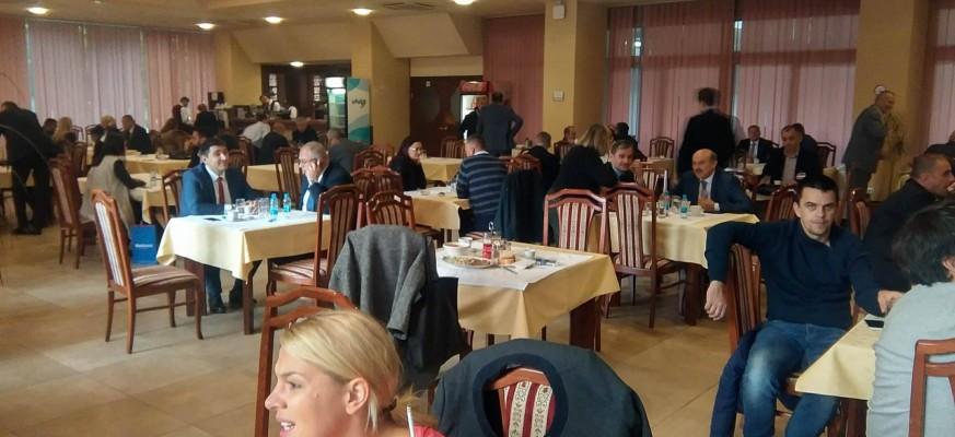 Vidović: Zatvorićemo skupštinski restoran ako ne izdaju fiskalne račune