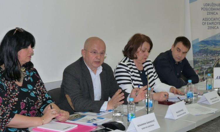 Perić: Privreda je ispunila svoju zadaću, ali ovoj državi i građanima treba nada
