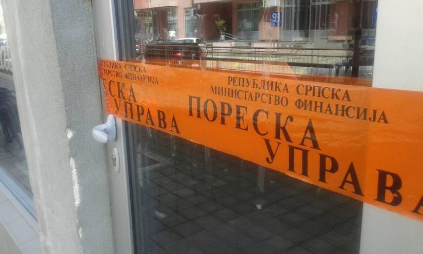 Poreska zatvorila kafić sina ministra Kasipovića