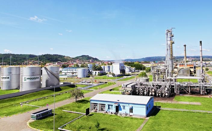 Polugodišnji gubitak Rafinerije ulja Modriča 1,5 miliona KM