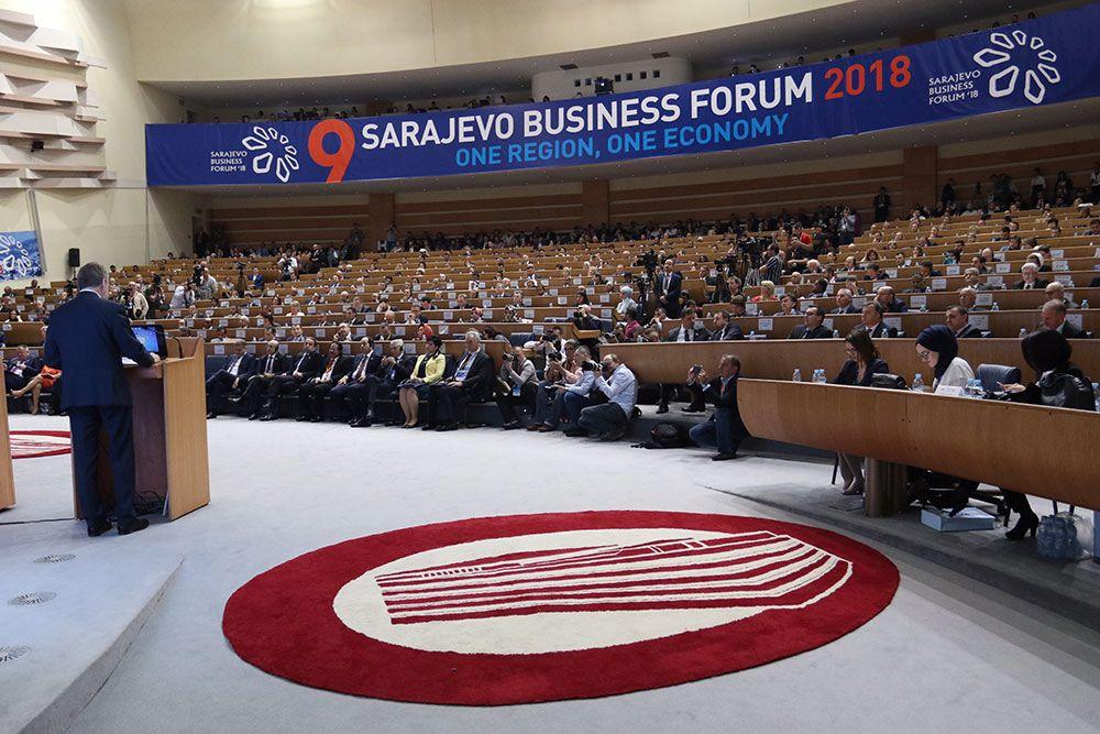 Sarajevo Business Forum: Najveći problem odlazak mladih