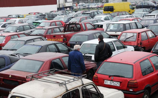 Nova pravila za uvoz u BiH – rampa za vozila starija od 10 godina