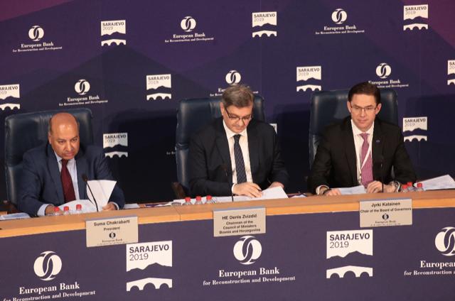 Suma Chakrabarti: Integracija ključ za ekonomski rast na Zapadnom Balkanu