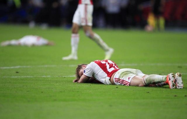 Izgubili 100 miliona evra na berzi: Zbog primljenog gola u posljednjoj sekundi pale akcije Ajaksa