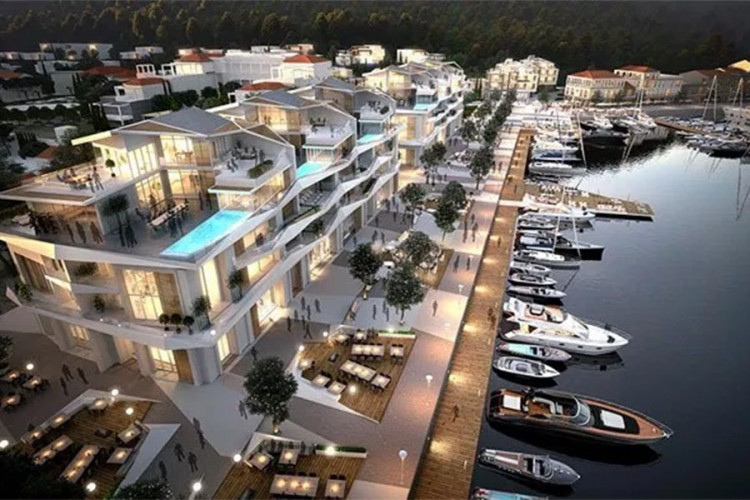 Boka Kotorska dobija rizort vrijedan milijardu evra