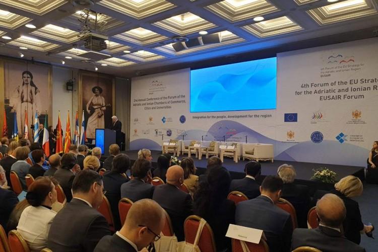Forum u Budvi: Gasovod i autoput projekti za budućnost