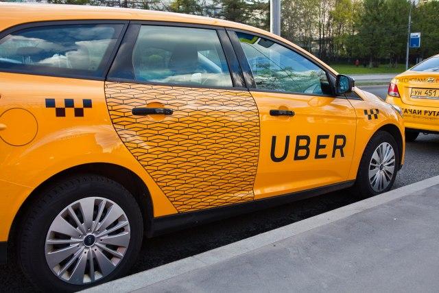 """Rampa za Uber: Taksi udruženja tužila """"nelojalnu konkurenciju"""", sud donio privremeno rješenje"""