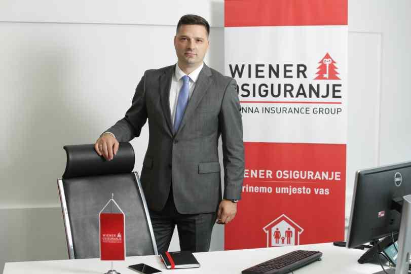 Šuput napušta Wiener osiguranje