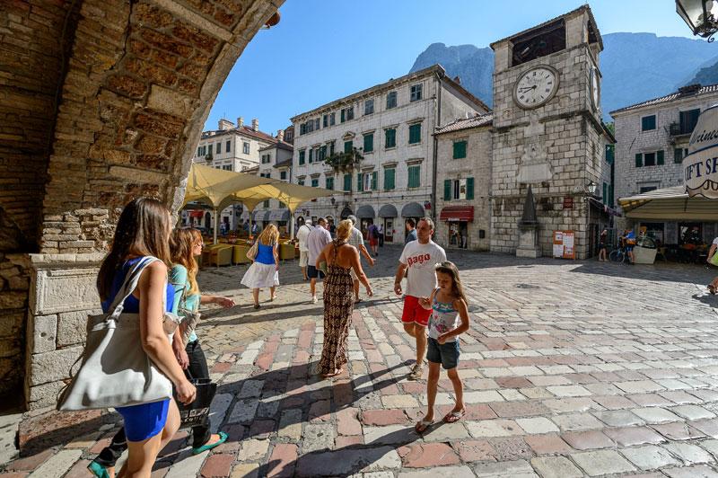 Crna Gora: U aprilu 39 odsto više gostiju nego lani
