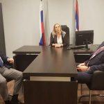 Cvijanović danas s predsjednikom uprave 'Gazproma'