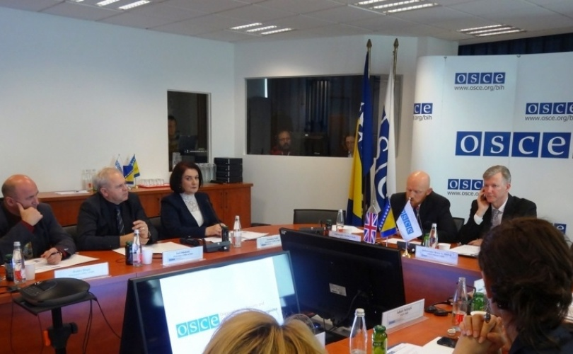 OSCE o procesuiranju ratnih zločina: Istrage bile nekvalitetne, Tužilaštvo BiH rasipalo resurse i vrijeme