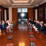 Dodik razgovarao sa investitorima o ulaganjima u infrastrukturu