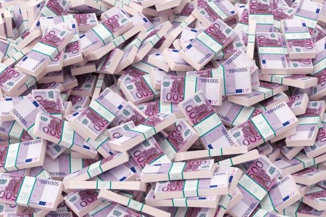 Borba protiv pranja novca: Plaćanje u kešu samo do 500 evra
